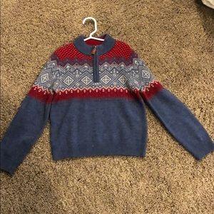 Boys vineyard vines sweater